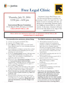 Client Outreach Flyer (English  Spanish)_El Cajon July 21 (1)-1